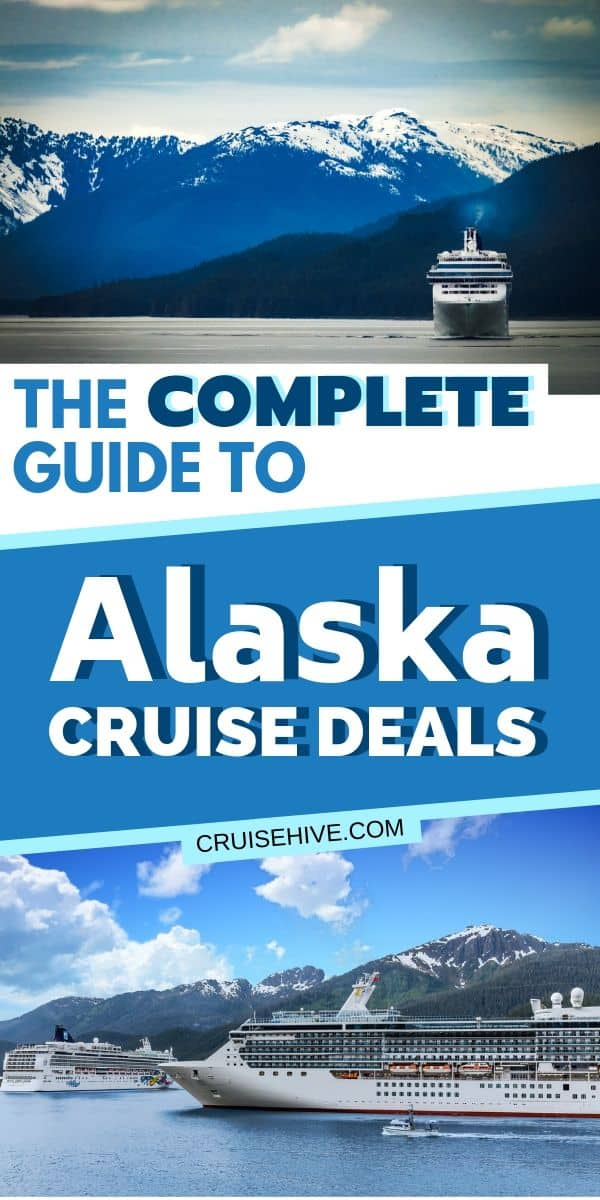 Here's our complete cruise vacation guide on Alaska cruise deals covering things such as best time to go, average prices and tips. Essential for travel to destinations like Ketchikan and Juneau.