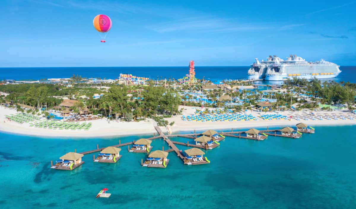 Perfect Day at CocoCay Bahamas