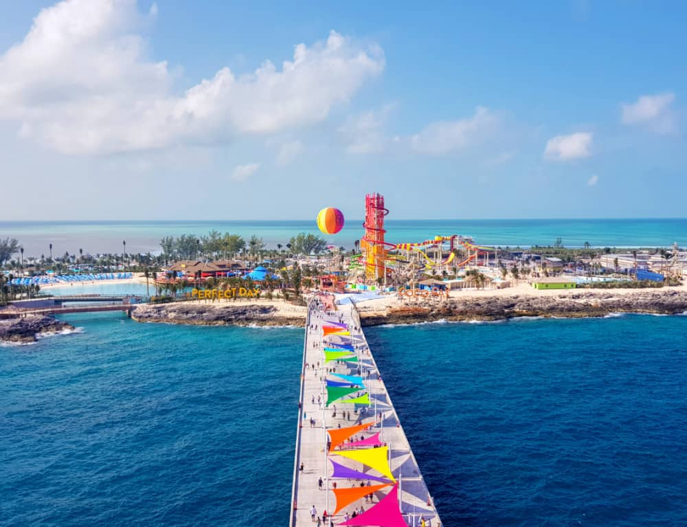 First Look at Perfect Day at CocoCay