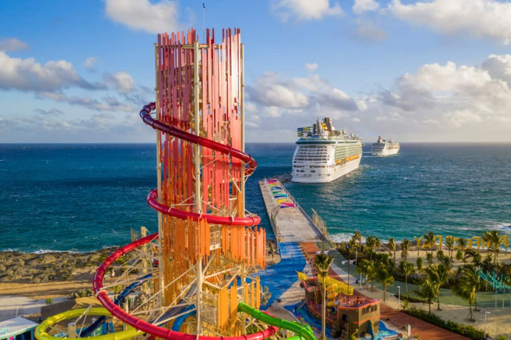 First Look at Royal Caribbean's Perfect Day at CocoCay