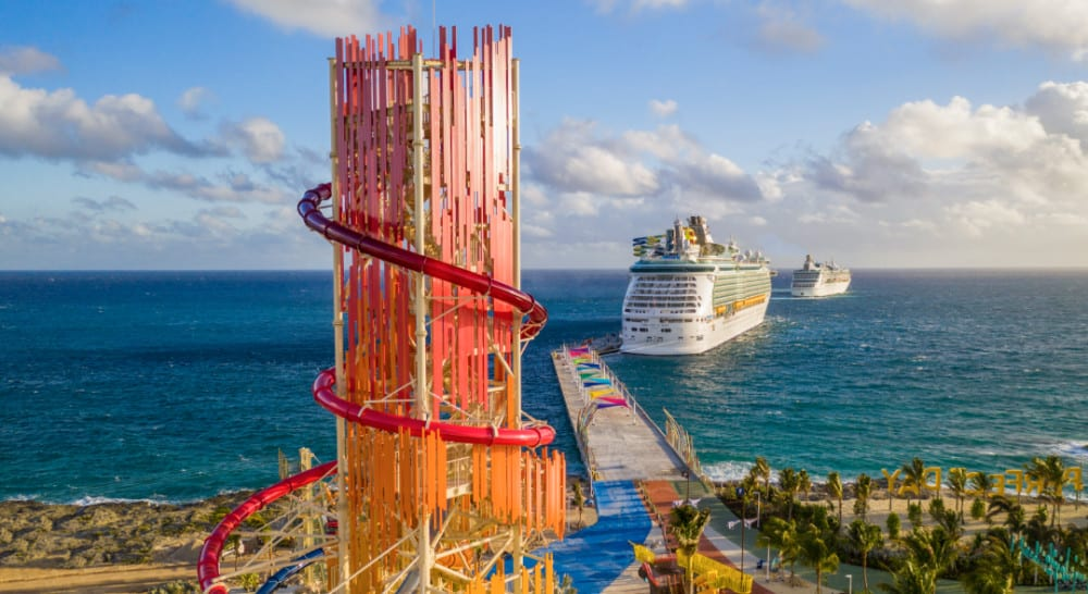 First Look At Royal Caribbean S Perfect Day At Cococay