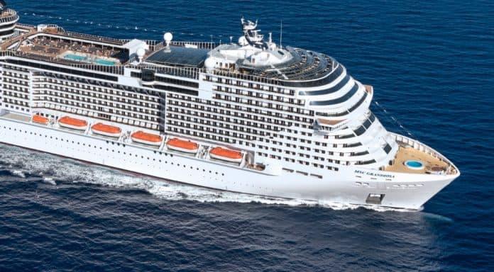MSC Grandiosa Cruise Ship