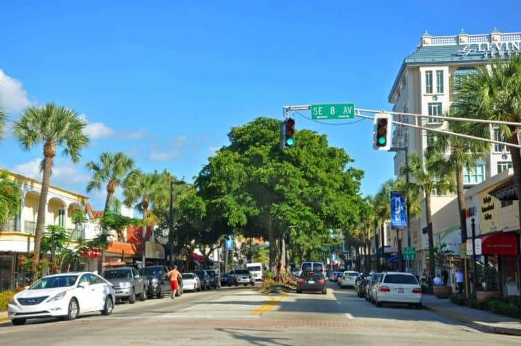 Las Olas, Fort Lauderdale