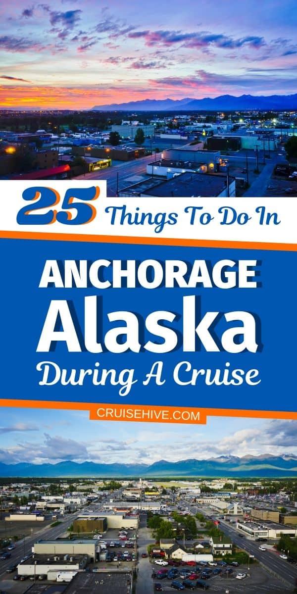Anchorage, Alaska Travel