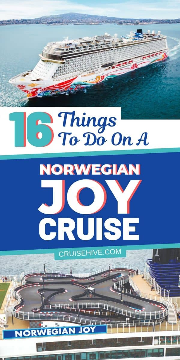 Norwegian Joy Cruise Ship