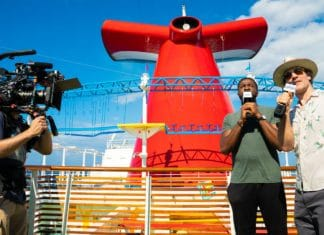 Carnival Cruise Comedy Competition