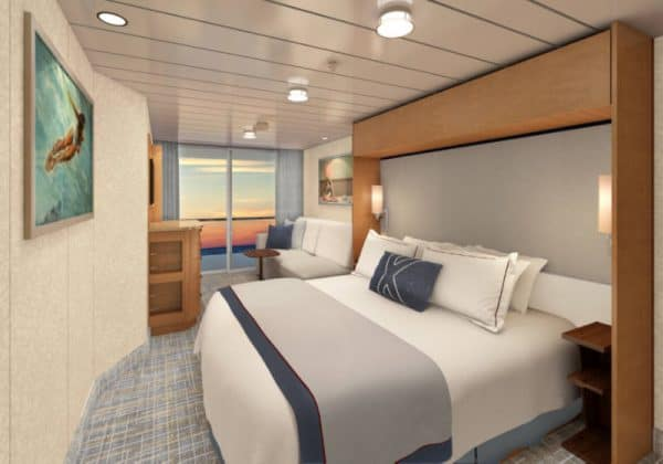 Celebrity Equinox Upgrade