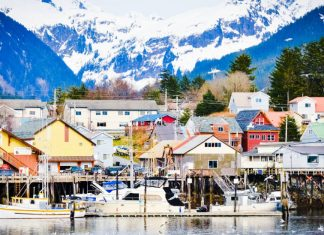 Ways to Enjoy Sitka, Alaska While on a Cruise
