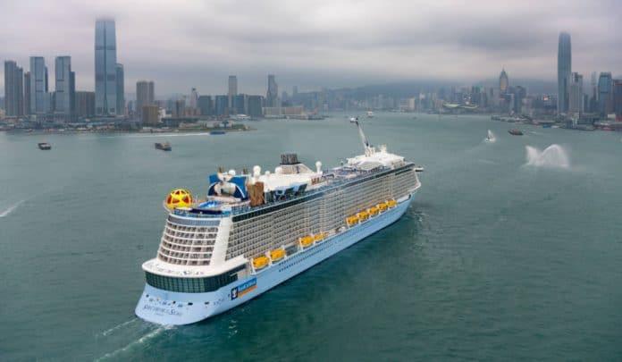 Spectrum of the Seas in Hong Kong