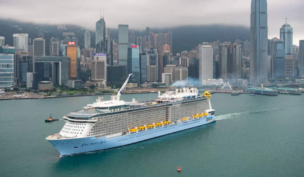 Spectrum of the Seas in Asia