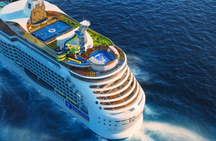 Voyager of the Seas Upgrade