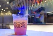 Bionic Bar Drink, Royal Caribbean