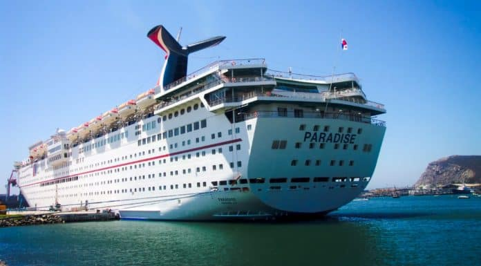 Carnival Paradise Cruise