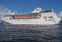 Empress of the Seas Cruise Ship
