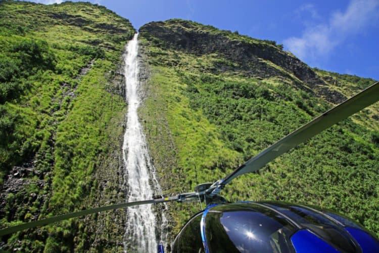 Helicopter Tour, Kailua-Kona, Hawaii