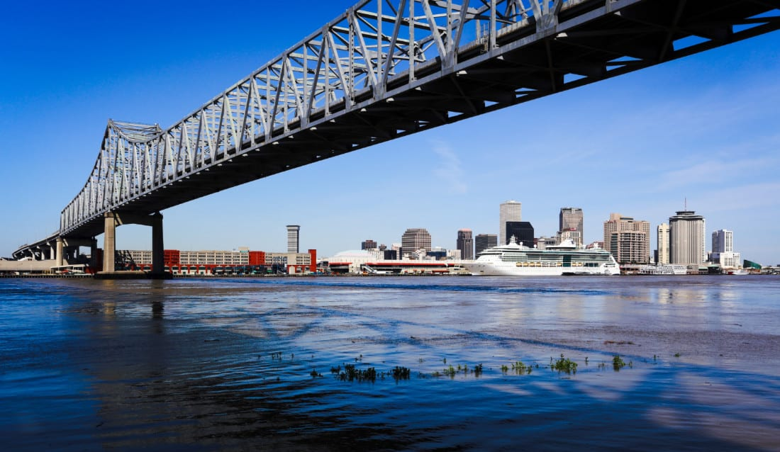 Hotels Near Port of New Orleans