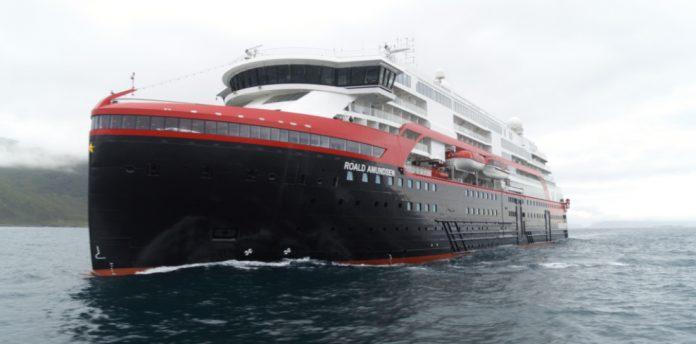 MS Roald Amundsen Cruise Ship