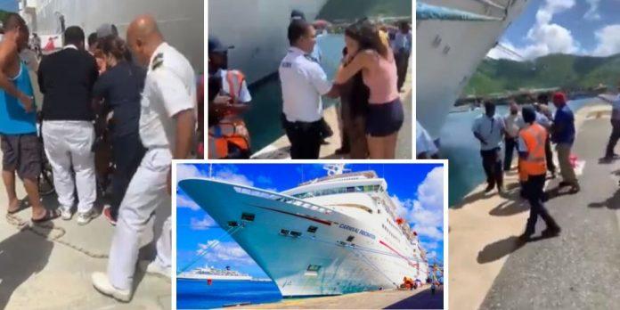 Carnival Passenger Rescue