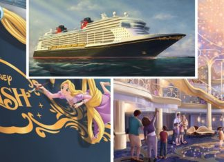 Disney Wish Renderings