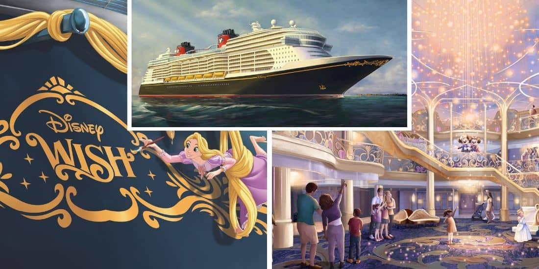 Disney Wish Named As Disney Cruise Line S Next New Ship