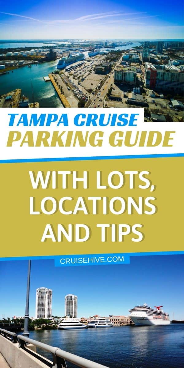 Tampa Cruise Parking