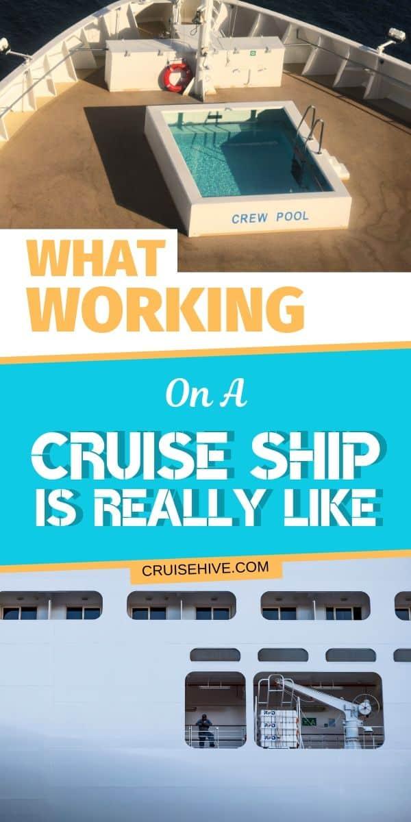 Cruise Ship Crew