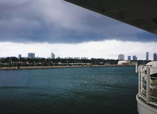 Weather at Port Miami