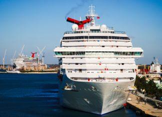 Carnival Cruise Dry Dock