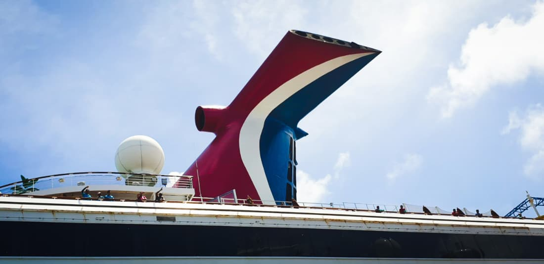 Carnival Cruise Line Funnel