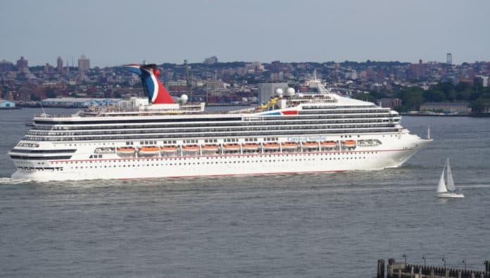 Carnival Sunrise Cruise