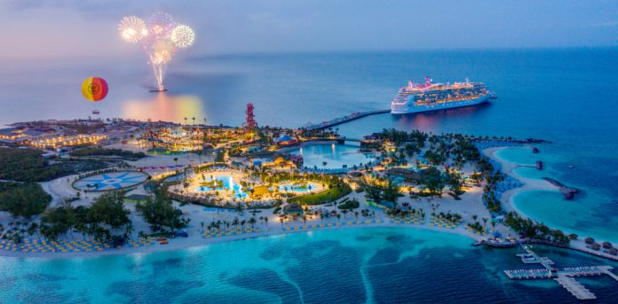 CocoCay at Night