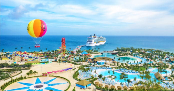Perfect Day at CocoCay Island