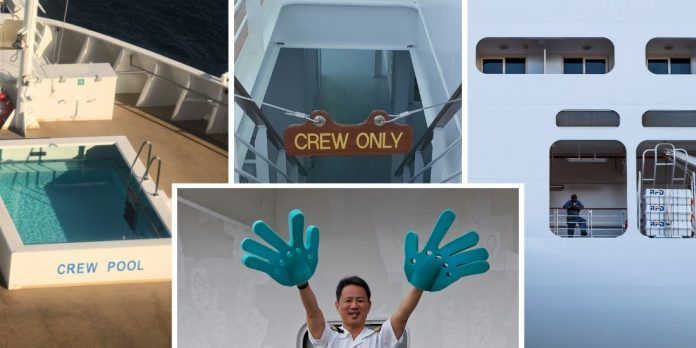 Working on a Cruise Ship