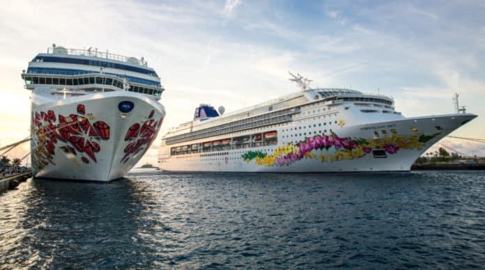 NCL Cruise Ships