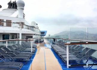 Quantum of the Seas Deck