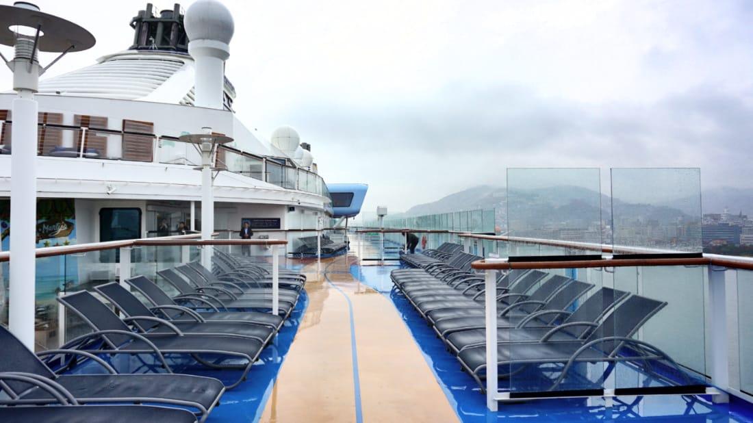 Quantum of the Seas Deck