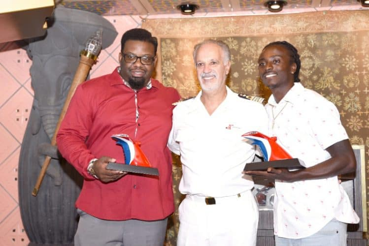 St. Thomas Carnival Cruise Guest Heroes