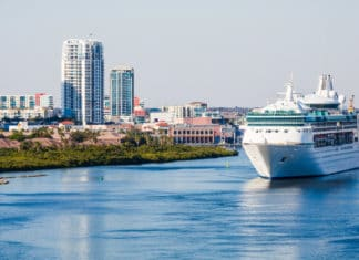 Cruise From Port of Tampa