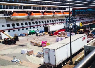 Carnival Cruise Ship Loading