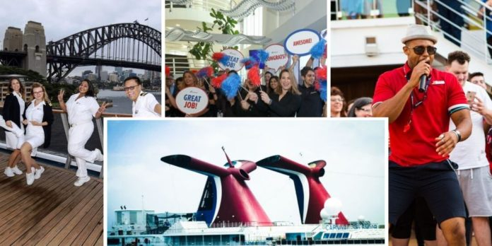 Carnival Cruise Line Crew