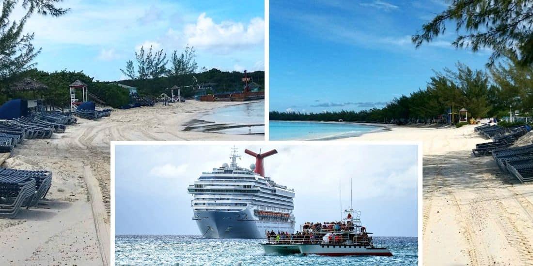 Carnival Cruise Half Moon Cay