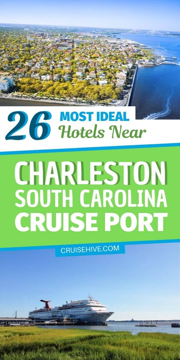 Charleston Cruise Port Hotels
