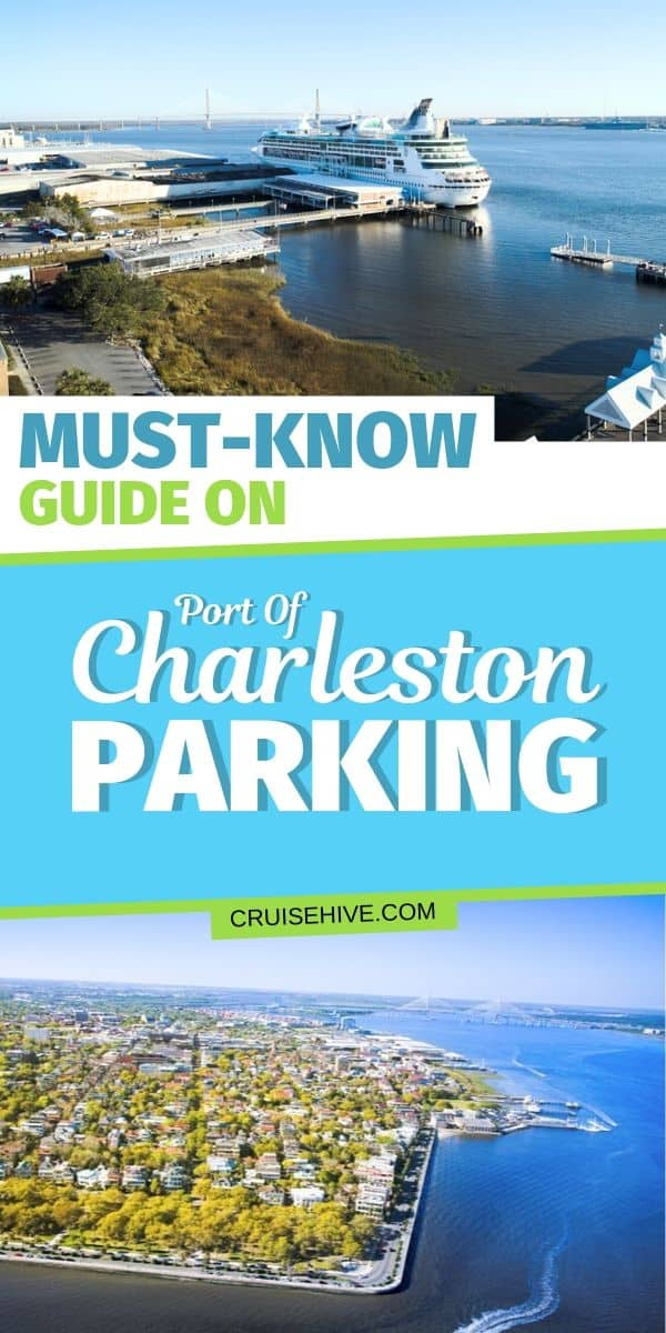 Port of Charleston Cruise Parking