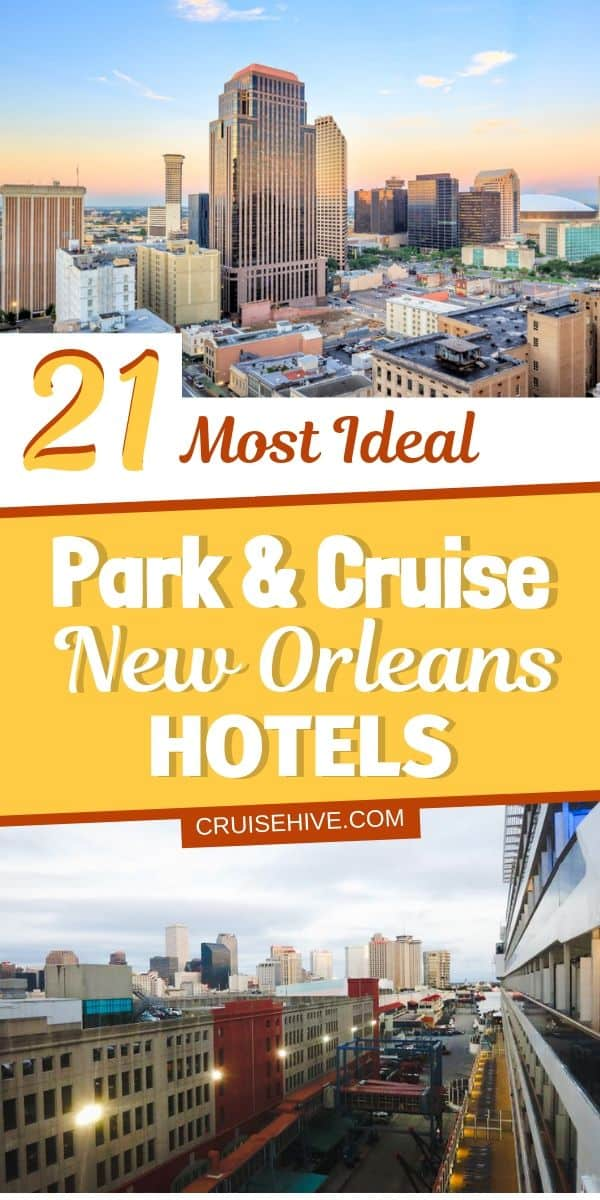 New Orleans Cruise Hotels