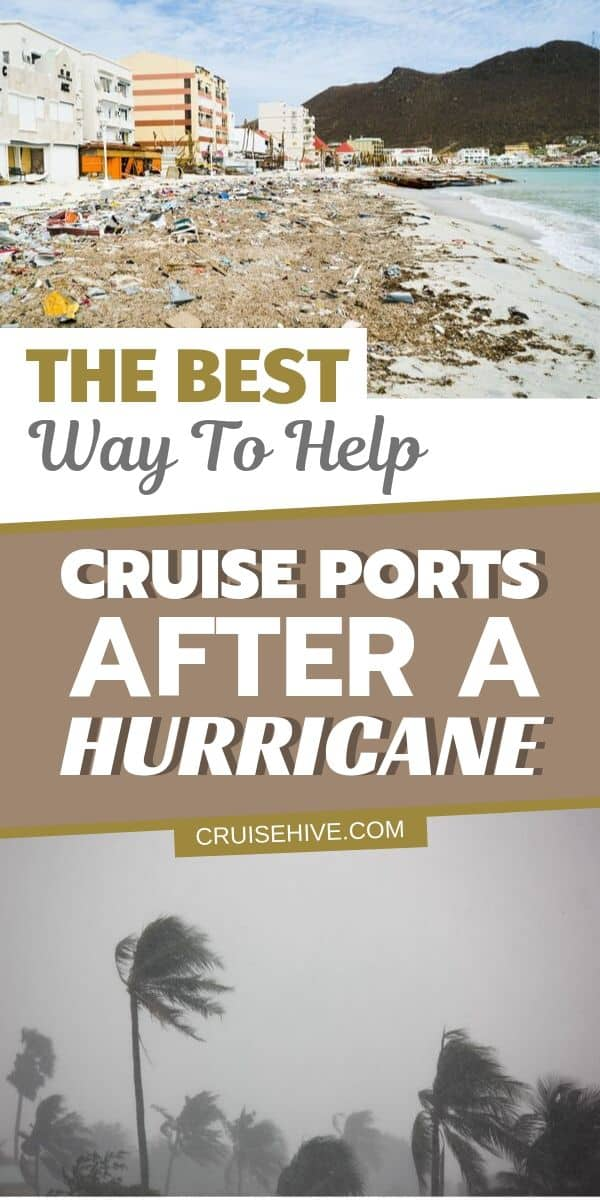 Hurricane Cruise ports