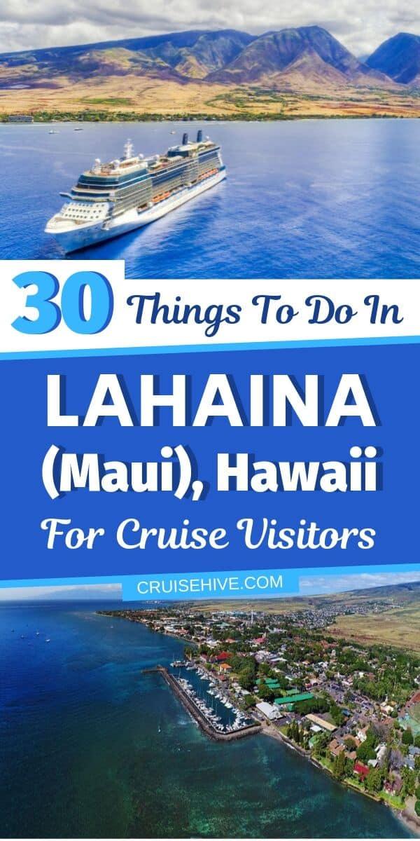 Lahaina (Maui), Hawaii