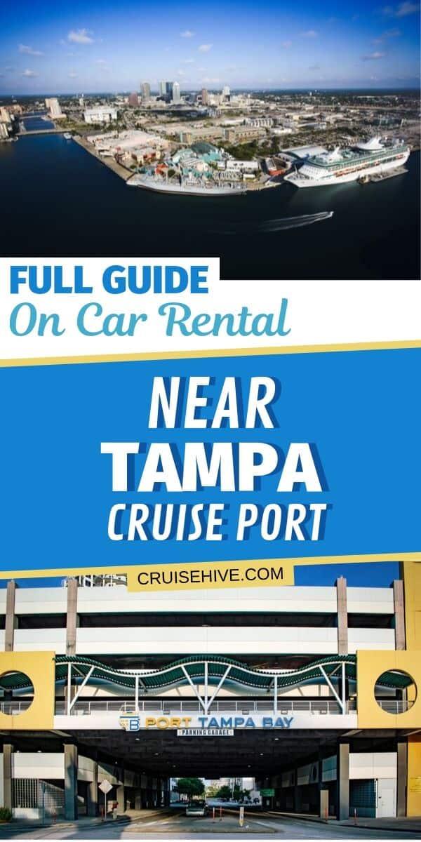 Car Rental Near Tampa Cruise Port