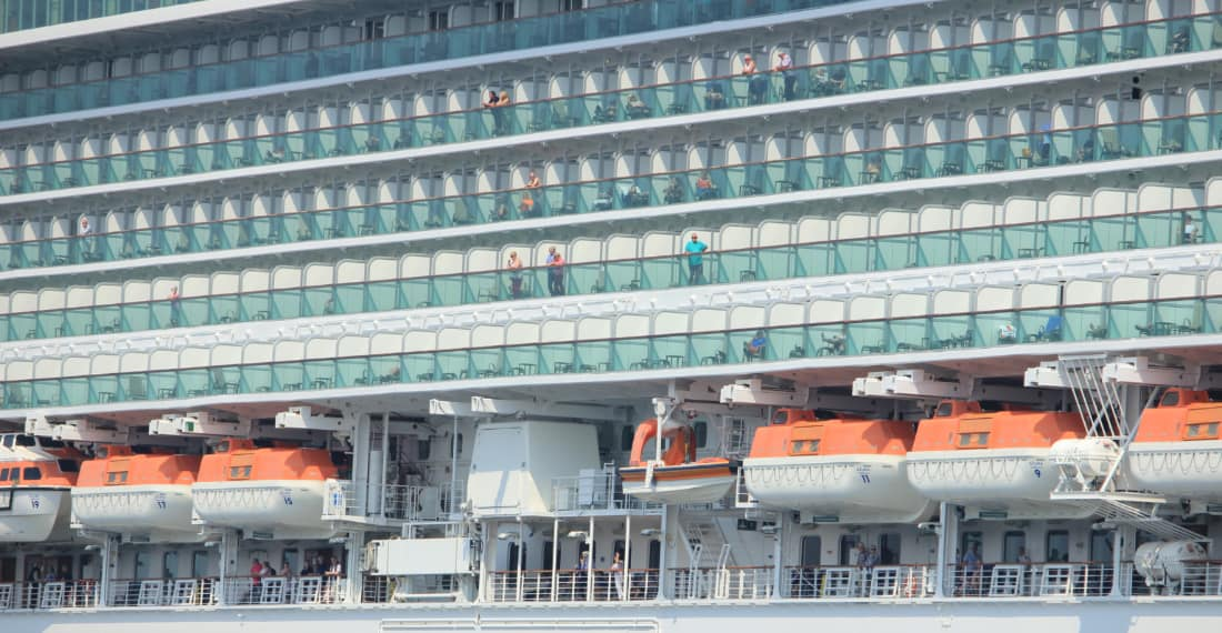 Azura Cruise Ship