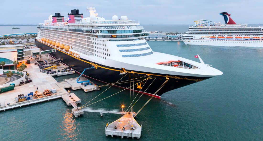 Cruise Ships at Port Canaveral