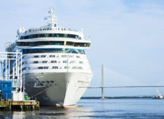 Getting to the Charleston Cruise Port